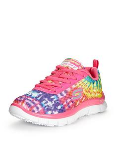 skechers-girls-skech-appeal-colour-rush-trainers