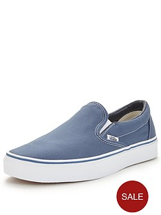 vans-classic-slip-on-trainers