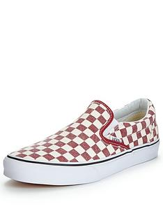 vans-classic-slip-on-50th-anniversary-checkerboard-mens-plimsolls