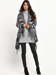 south-jacquard-waterfall-cardigan