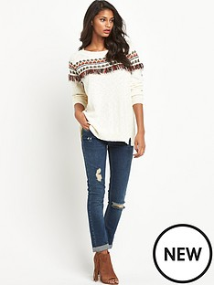 south-tile-fringe-yoke-jumper