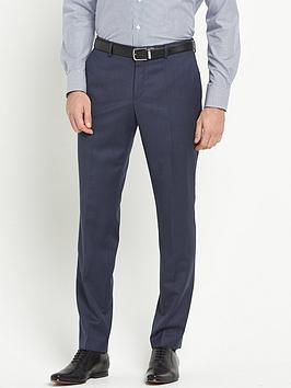 Tommy Hilfiger Steel Suit Trousers
