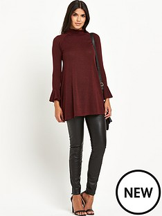 ax-paris-bell-sleeve-top