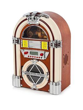 Itek Bluetooth Jukebox Station 1 Cd Player &Amp Radio