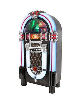 Itek Large Bluetooth Jukebox Station 1 Cd Player