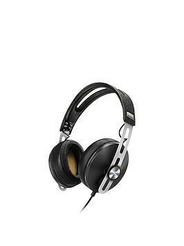 Sennheiser Momentum 2.0 AroundEar Headphones Android Compatible  Black