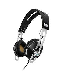 Sennheiser Momentum 2.0 OnEar Headphones For Apple Ios  Black