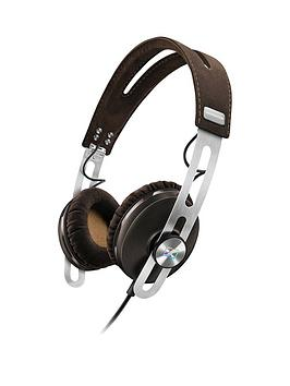 Sennheiser Momentum 2.0 OnEar Headphones For Apple Ios  Brown