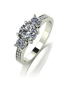 moissanite-premium-collection-9ct-white-gold-125-carat-total-trilogy-ring