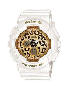 baby-g-casio-baby-g-leopard-face-white-resin-strap-ladies-watch