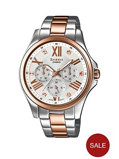 casio-sheen-casio-sheen-multifunction-silver-dial-with-two-tone-stainless-steel-bracelet-ladies-watch