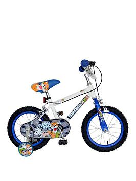 safari-boys-personalised-bike-9-inch-frame
