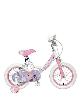 girls-personalised-bike-9-inch-frame