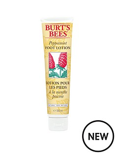 burts-bees-foot-lotion-peppermint-100ml