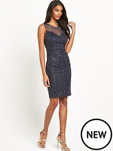 lipsy-metallic-lace-bodycon-dress