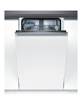 Bosch Spv40C10Gb 9Place Slimline Integrated Dishwasher