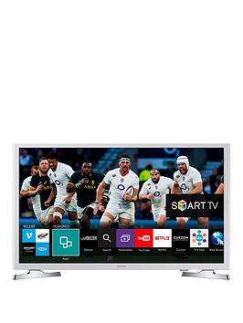 Samsung UE32J4510 32 inch HDReady Freeview HD LED Smart TV  White
