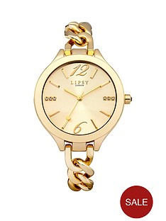lipsy-lipsy-gold-tone-dial-with-gold-tone-metal-bracelet-ladies-watch