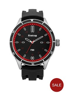 firetrap-firetrap-black-dial-with-black-silicone-strap-mens-watch