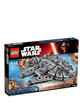 Lego Star Wars Millennium Falcon&Trade 75105