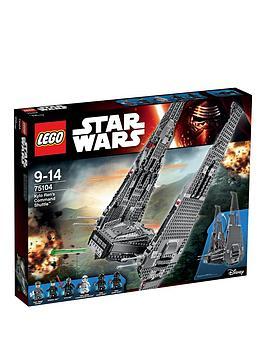 lego-star-wars-75104nbspkylo-renrsquos-command-shuttlenbsp