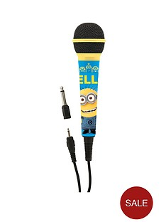 lexibook-minions-microphone