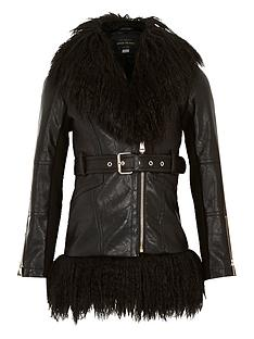 river-island-girls-leather-look-and-faux-fur-jacket