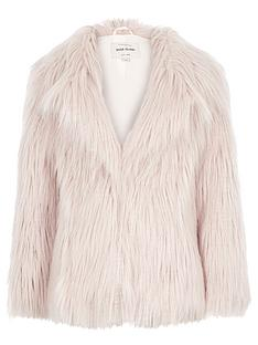 river-island-girls-pink-mongolian-faux-fur-coat