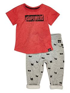 river-island-mini-mini-boys-t-shirt-and-joggers-set-2-piece