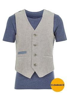 river-island-boys-t-shirt-and-waistcoat-set