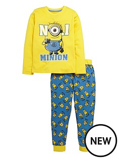minions-boys-no-1-pyjamas