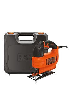 black-decker-ks701ek-gb-520-watt-variable-speed-compact-jigsaw-with-kitbox-and-free-prize-draw-entry