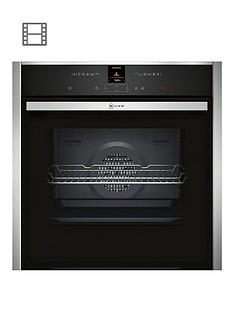 neff-b17cr32n1b-single-oven