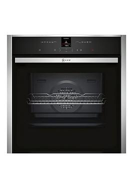 neff-b17cr32n1bnbspbuilt-in-single-oven-withnbspwith-circothermregnbsphot-air-system-stainless-steel