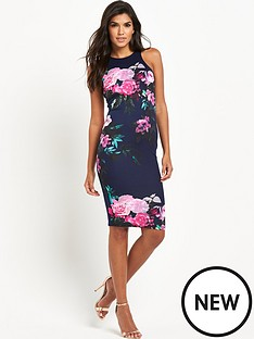 ax-paris-ax-paris-cut-in-floral-midi-dress