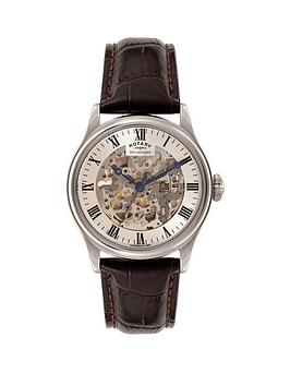rotary-rotary-automatic-skeleton-silver-roman-dial-stainless-steel-black-leather-strap-mens-watch