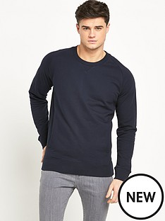 v-by-very-raglan-side-rib-pocketed-sweatshirt