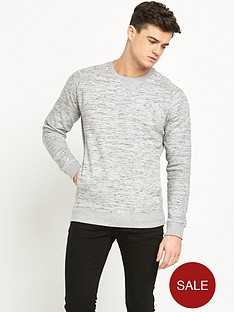 v-by-very-raglan-side-rib-pocketednbspsweatshirt