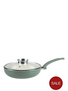 tower-ceramic-coatednbspsaute-pan-with-infuser-glass-lid