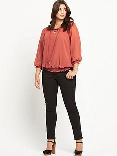 so-fabulous-shirred-hem-and-cuff-tie-front-blouse-14-32