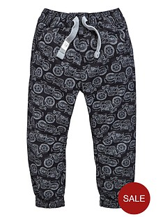 ladybird-boys-motorbike-print-woven-pants