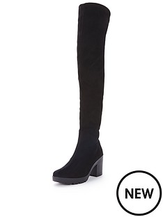 miss-selfridge-chunky-sole-over-the-knee-boot
