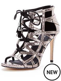 miss-selfridge-ghillie-tie-snake-caged-sandal