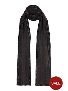 wallis-wallis-skinny-sequin-scarf