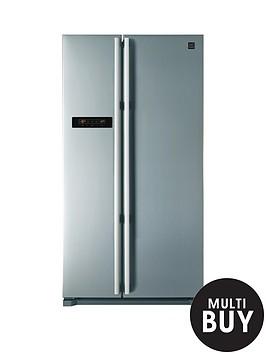 daewoo-frax22b3s-usa-style-fridge-freezer