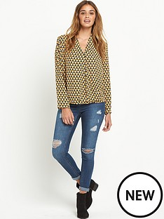 glamorous-glamorous-long-sleeve-crossover-blouse