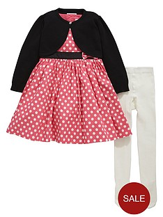 ladybird-girls-spot-dress-with-cardigan-and-tights-set-3-piece-12-months-7-years
