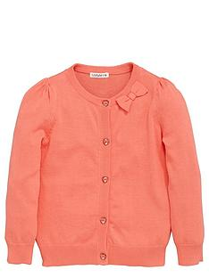 ladybird-girls-essential-bow-cardigan