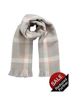 girls-reversible-check-scarf