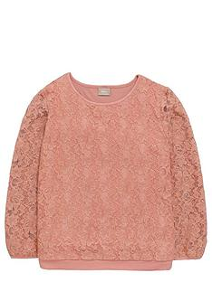 name-it-girls-oversize-lace-top